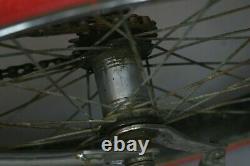 1984 Schwinn Vintage BMX Bike Freestyle Old Mid School Retro Steel USA Charity
