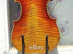 4/4 violin European Guarneri 1742 model antique old style nice tone