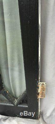 Antique Window Diamond Sash Pattern Old Shabby Cottage Chic Garden Vtg 1156-16