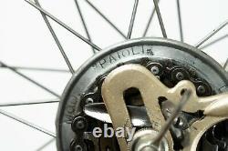CERUTTI CAMBIO OSELLA REAR MECH STEEL ROAD BIKE VINTAGE OLD VITTORIA ITALIAN 30s