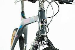 Colnago C35 Shimano Xtr Campagnolo Record Mtb Mountain Bike Carbon Vintage Old