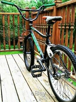 Old Haro Group 1 Freestyle Bmx Bike Mongoose Master Redline Dyno Gt Se