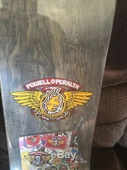 Old School NOS Powell Peralta Lance Mountain Jr. Skateboard Deck VINTAGE