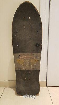RARE VINTAGE 1989 Powell Peralta Tommy Guerrero Iron Gate Old School Skateboard