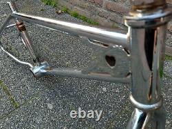 Vintage old school TANGE HOT HEART 20 INCH BMX frame and fork