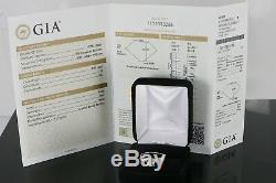 12500 $ Vintage Gia Platinum 1.13ct Old Cut Diamond Engagement Européen Bague 6