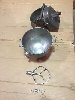 1920 Vintage Kitchen Aid Antique Mixer Kitchenaid Mfg. Co. Pelican H Ancien Modèle