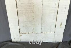 1 Antique Exterieur Double Arch Top 35x83 Porte D'entrée Vintage Old 450 -21b
