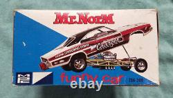 51 Ans Mpc M. Norm 1969 Grand Spaulding Dodge Charger Funny Car Non Construit