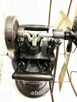 Antique Vintage Style Steam Fan De Travail Ancien Modèle Table De Style Kérosène Replica