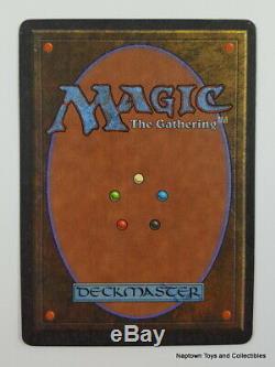 Atelier X1 Antiquités Vintage Old Magic School Rassemblement Nm De Seance Mishra