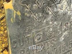 Au Début Wayne 665 Vieux Visible Pompe Modèle Antique Gaz Vintage T A Sign Huile Collect