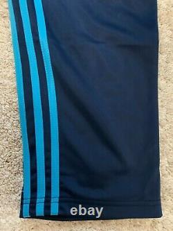 Classique Adidas Hommes Poursuite Costume Vieille École Vintage Tracksuit Blue Zebra