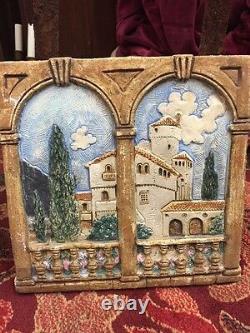 Claycraft Batchelder Catalina Style Antique Vieux Espagnol California Tile