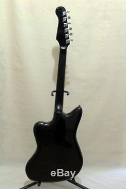 Eko Ekomaster 400 Vintage Rare Retro Vintage Vieille Guitare Italie 1961 Année