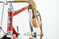 Galmozzi Campagnolo Super Record Road Bike Vintage Ancien Steel 80 Lugs Cinelli