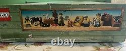Lego Ideas Old Fishing Store 21310. Nouveau Dans Une Boîte Scellée. La Boîte A De L'usure. Retraités