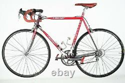 Moser Leader Ax Oria Campagnolo Enregistrement 8s Preed Acier Road Bike Vintage Old