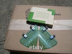 Nos Vintage Original Rowse Accessory Wind Breezies Déflecteurs D'air Fenêtre D'aération Gm