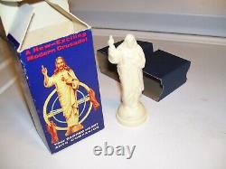 Original Années 1950 Vintage Nos Auto Dash Jesus Highway Prière Companion Hot Rat Rod
