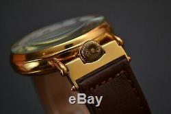 Pilotes Rolex Ancien Militaire Des Hommes Chronomètres Vintage Ww2 Dennison Trench Antique