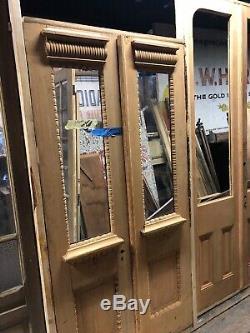 Portes Anciennes Portes Anciennes Victorienne Vintage Set Double Portes