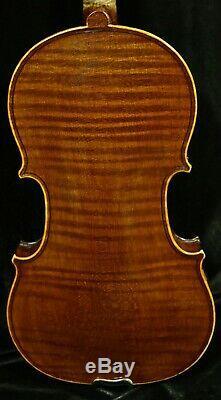 Vieux Antique Français Violon 1886 Par A. Klein -listen À La Vidéo