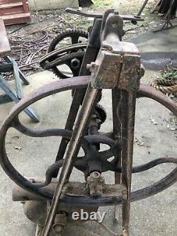 Vieux Souffleur Antique De Champion Et Forge Co Outil De Forgeron Vintage Outil De Forgeron