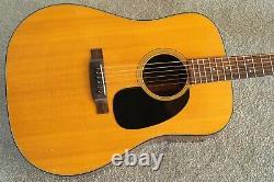 Vintage 1968 Martin D-21, Palissandre, 52 Ans Clean Guitare Acoustique