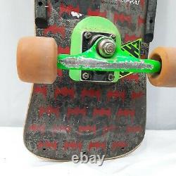 Vintage 1980 Steve Caballero Powell Peralta Skateboard Original Old School