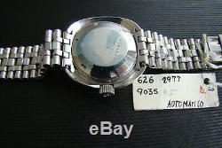 Vintage Certina Myfair Ladies Secteur Automatique Diver Dial 1960 Nos New Old