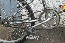 Vintage Trek Subdude Vélo Bmx. Chrome Cadre Femco Jantes. Vieille École. Rare